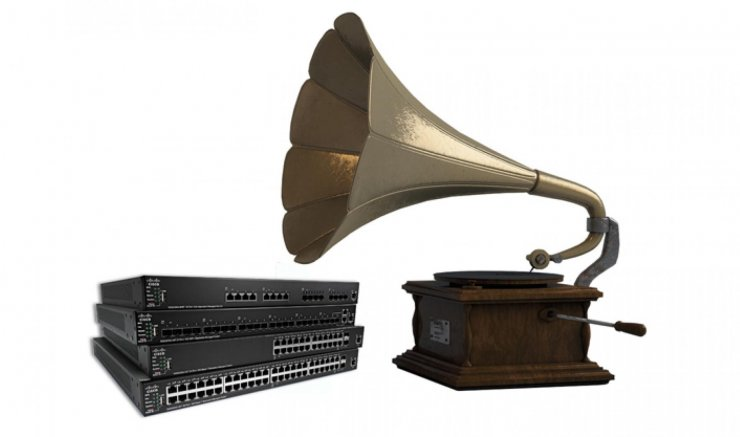 Gramophone and Cisco Stack BAN