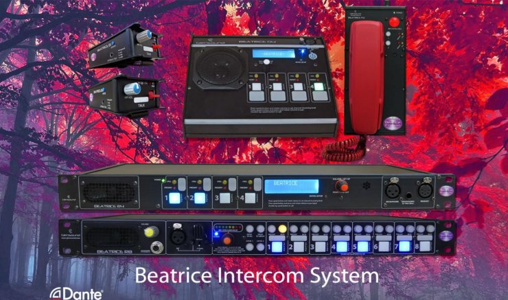 Beatrice Intercom